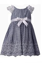 Little Girls 2T-6X , Bonnie Jean, Blue, 4 [Apparel]