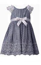 Little Girls 2T-6X , Bonnie Jean, Blue, 6 [Apparel]