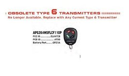 Replacement Remote for Discontinued Audiovox Prestige APS2K4MSFLCF110P Factor... - $28.70