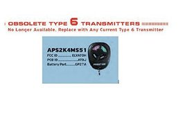 Replacement Remote for Discontinued Audiovox Prestige APS2K4MS51 Factory Auth... - $28.70