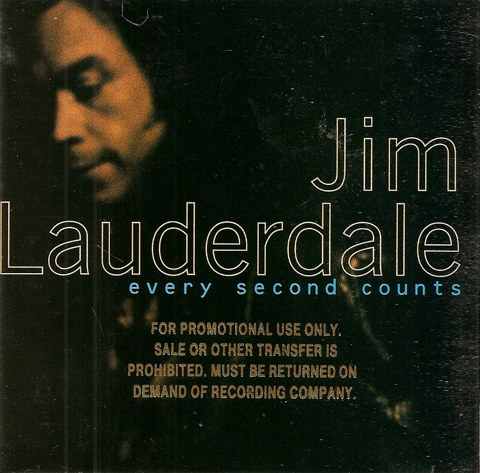 CD--Lauderdale, Jim 	Every Second Counts