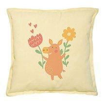 Vietsbay Valentine Day Pattern-6 Printed Khaki Decorative Pillows Case V... - $14.39