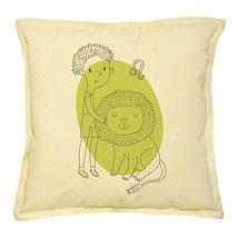 Vietsbay's Pisces Sign-1 Printed Khaki Decorative Throw Pillows Case VPL... - $14.39