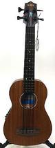 Kala UBASS-SMHG-FL Fretless U-Bass Acoustic/Electric Ukulele w/ Case - $549.00