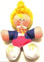 80's VINTAGE 1987 SMOOSHEES Cuddlers Kathy Doll -NOSTALGIC - $6.58