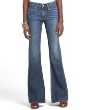 NWT $225 Adriano Goldschmied AG Jeans Farrah bellbottom flare 17 Years A... - $107.91