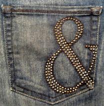 NWT Rock & Republic jeans Stella in Sizzle Energy sz 29 - $39.59