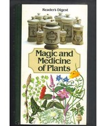 Magic and Medicine of Plants, Reader's Digest Hardcover  1986 - $9.99