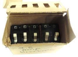 LOT OF 5 NIB HEINEMANN 2.5 AMP JA1-A3-A  Circuit Breaker 250VAC 50/60HZ T.D.3 image 3