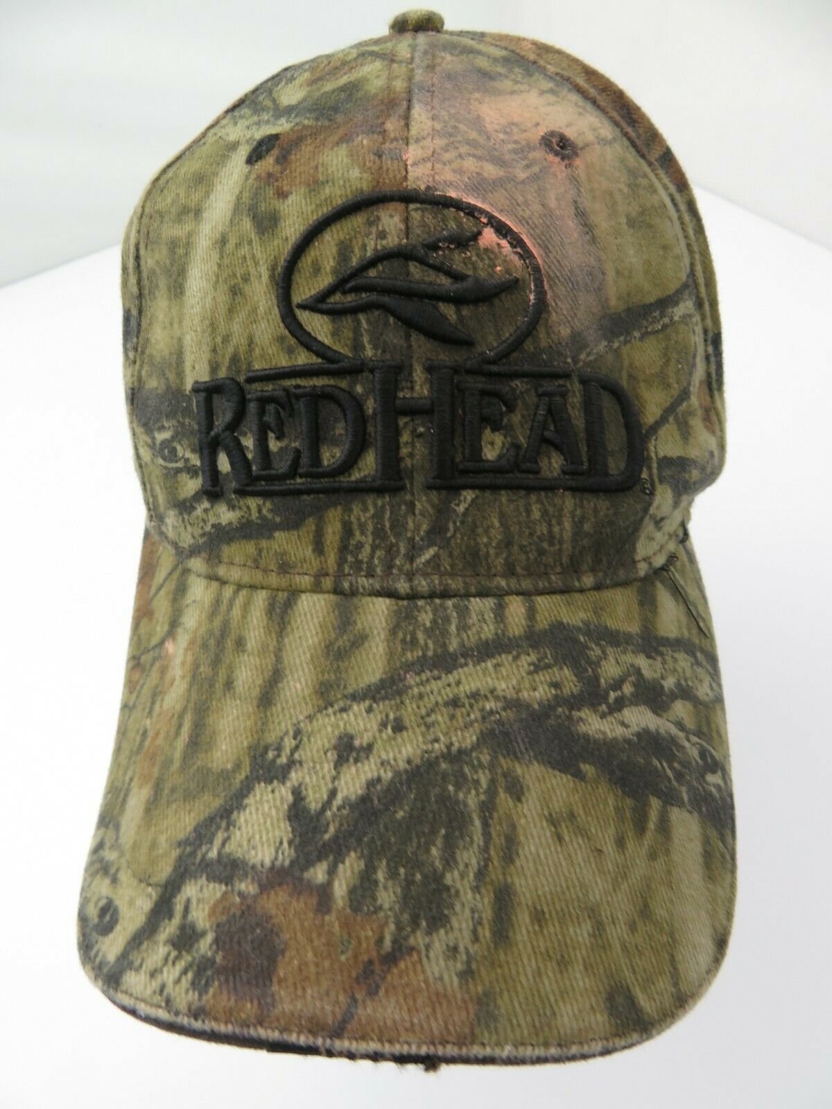 Primary image for Red Head Hunting Camouflage Adjustable Adult Cap Hat
