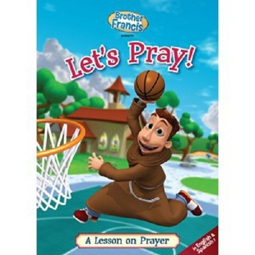Brother francis   let s pray   dvd