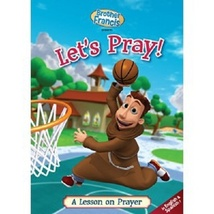Brother Francis: Let's Pray - DVD