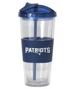 New England Patriots No Spill Tumbler - $21.99