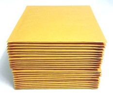 250 #0 Envelopes 6.5X10 Bubble Mailer Padded En... - $31.99