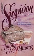 Suspicion (Big Book) Judith Mcwilliams - $3.99