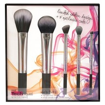 Real Techniques Cosmetic Brush Set - Nic's Picks Limited Edition Makeup ... - $952,36 MXN
