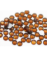 1.5mm SS5 Brown Smokey Topaz H113 Acrylic Rhinestones High Quality - 500... - $8.30