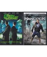 The Green Hornet (2011) & Hancock (2008) Widesc... - $5.99