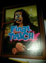 Asmodee Board Card Game Final Touch  Complete The War of Art  - $10.00