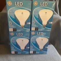 GE Lighting 20445 LED Flood Light Bulb, Indoor, BR40, White, 13-Watt (4 pack) - $11.88
