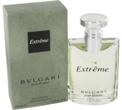 Bvlgari Extreme Pour Homme Cologne 3.4 Oz Eau De Toilette Spray image 1