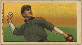 Joe Birmingham, Cleveland Naps, baseball card portrait [Kitchen] - $12.99