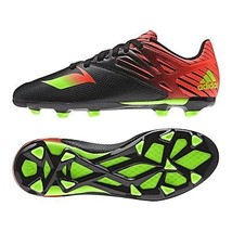 404625b6f ADIDAS MESSI F15.3 FG AG FIRM ARTIFICIAL GROUND YOUTH SOCCER SHOES Core