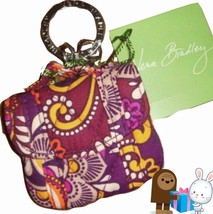 Vera Bradley SAFARI SUNSET Handbag Purse Messen... - $24.99