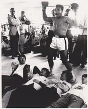 Beatles Muhammad Ali Miami 1964 V Vintage 8X10 BW Music Memorabilia Photo - $6.99