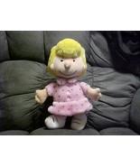 "14"" Peanuts Sally Plush Girl Doll From Cedar Fair Entertainment - $46.74"