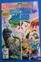 SECRET ORIGINS #14 SUICIDE SQUAD (1987)  DC Comics FINE+ - $14.84
