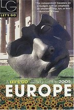 Let's Go 2005 Europe (Let's Go: Europe) Stuart J. Robinson - $1.49