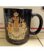 Canada Quebec Coffee Mup Cup Ceramic - $9.50