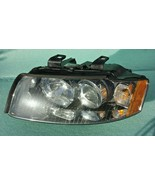 03 04 05 Audi A4 quattro LEFT LH DRIVERS XENON HID HEADLIGHT 8E0 941 029 K - $239.82
