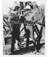 Lone Ranger Clayton Moore Tonto Jay Silverhills... - $9.99