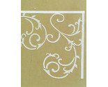 Plaster stencil wrought iron thumb155 crop