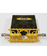 Vintage GT BMX Bicycle Bike 9/16 Sealed Bearing Aluminium Pedals EXPRESS... - $100.00