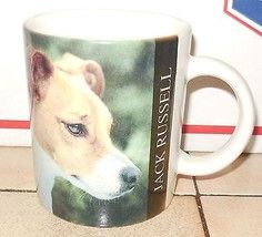 Coffee Mup Cup Jack Russell Terrier Dog Ceramic - $9.50