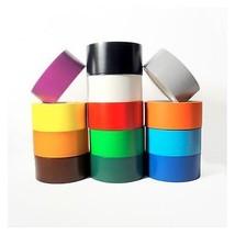 4 rolls Vinyl Pinstriping Tape 13 OSHA COLORS A... - $29.99