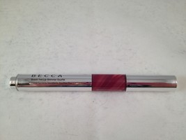 BECCA Beach Tint Lip Shimmer Souffle Raspberry Opal lipgloss gloss - $20.29