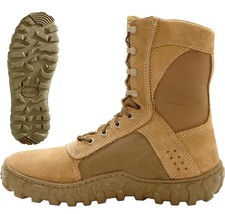 NEW ROCKY S2V MILITARY Flame/Water Res.STEEL TOE Duty Boot USA MADE FQ00... - $237.99