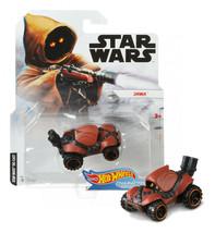 Hot Wheels Star Wars Jawa Character Cars Mint on Card - $10.88