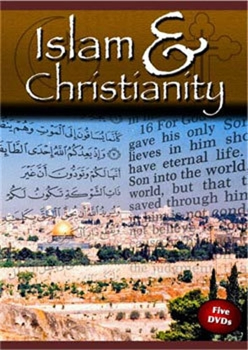 Islam   christianity  dvd 5 set  by fr. mitch pacwa s.j.
