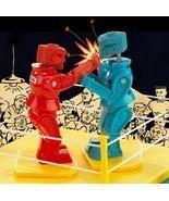 Rock 'Em Sock 'Em ROBOTS Game ROCK'EM SOCK'EM ROBOTS CLASSIC RETRO TOY R... - $29.99