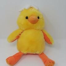 Scentsy Buddy Eggmund Easter Chick Soft Lovey EUC No Scent Pak or Bottom Egg - $12.16