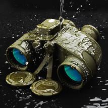 Sports Military 10x50 BAK4 FMC Lens RangeFinder Binoculars Telescope&Com... - $115.99