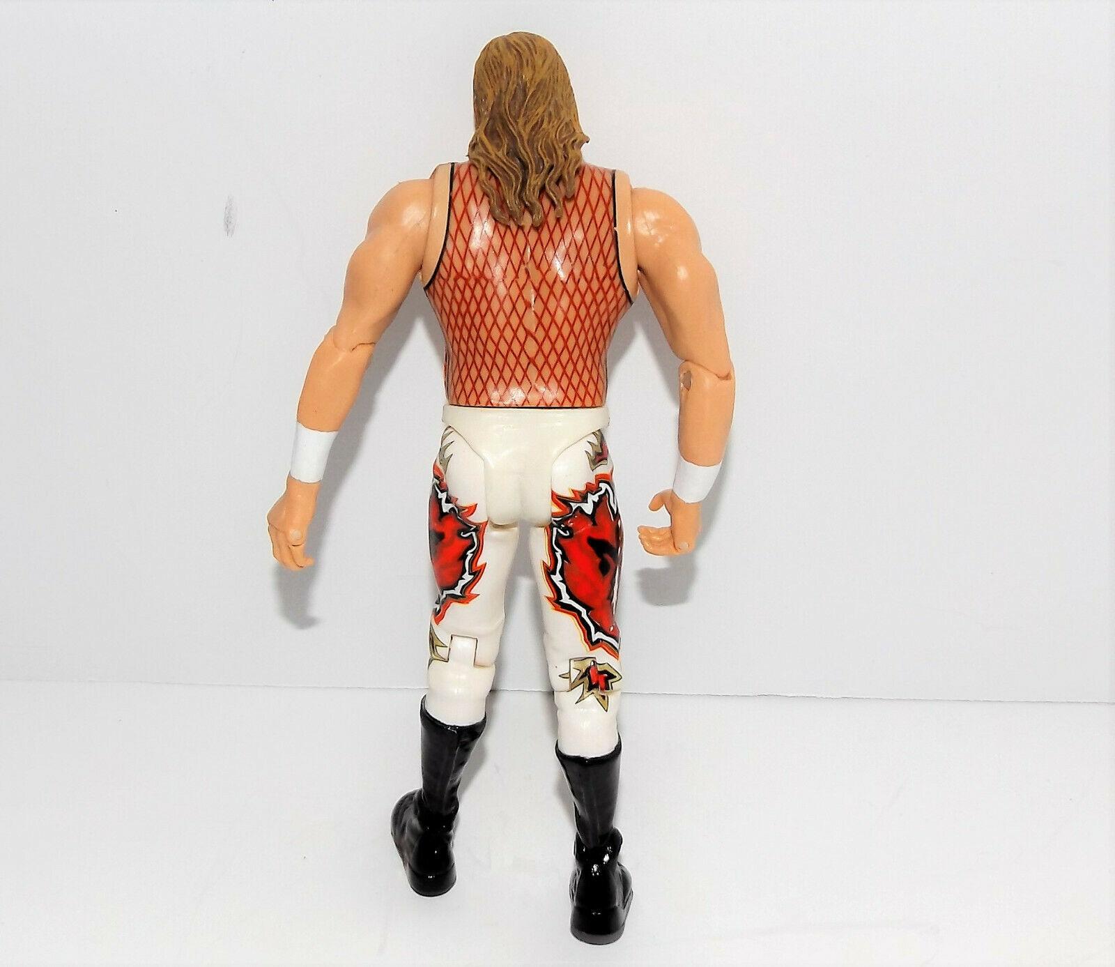 "7"" Loose 2002 Jakk's WWE Unchained Fury ""Christian"" Action Figure {6035} image 4"