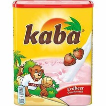 KABA drink: STRAWBERRY  400g- Made in Germany FREE SHIPPING - $17.33