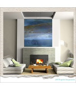 Parallel Universe Blue Original Painting Large ... - $2,500.00