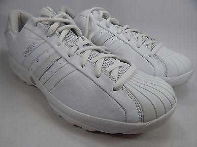 Rare Adidas Superstar 2G Men's Basketball Shoes Size US 15 M (D) EU 50 2/3 White